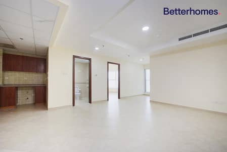 2 Bedroom Flat for Rent in Jumeirah Lake Towers (JLT), Dubai - Vacant mid July I 2BR ! Balcony I Unfurnished IDG2