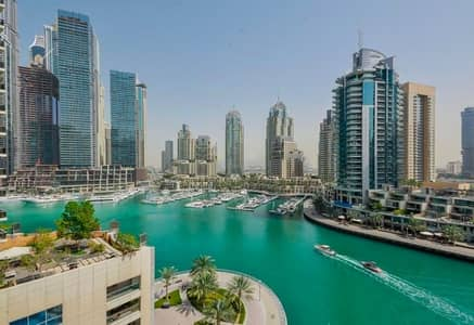2 Bedroom Flat for Sale in Dubai Marina, Dubai - Stunning Marina View - Luxury Apartment