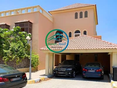 فیلا 5 غرف نوم للايجار في قرية ساس النخل، أبوظبي - Prime Residence with Modern Facilities in Sas Al Nakheel!