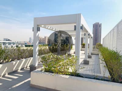 1 Bedroom Apartment for Rent in Jumeirah Village Circle (JVC), Dubai - Most Spacious 1BR-Duplex for 1284 sq.ft| Huge Terrace Storage Area | Grab Keys Now!