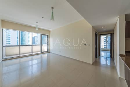 2 Bedroom Apartment for Rent in Dubai Marina, Dubai - Bay Central | Two Bed | Sea & Marina View
