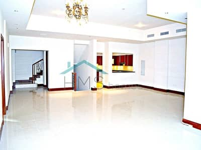 3 Bedroom Townhouse for Rent in Palm Jumeirah, Dubai - Upgraded | 3 bedroom Townhouse | Modern