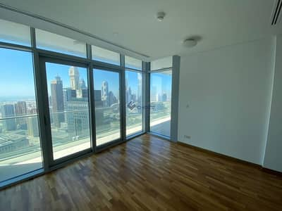 1 Bedroom Flat for Rent in DIFC, Dubai - Large 1BR | High Floor |Kitchen Appliances