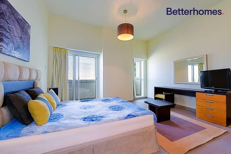 2 Tenanted|MidFloor|Fully Furnished|Balcony|Spacious