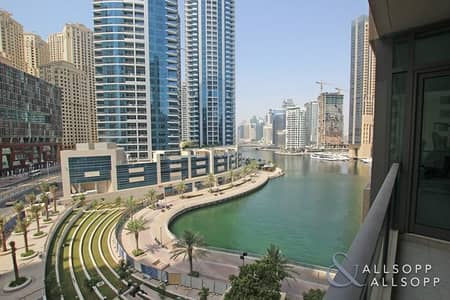 2 Bedroom Apartment for Rent in Dubai Marina, Dubai - 2Bed | Partial Marina View | Available Now
