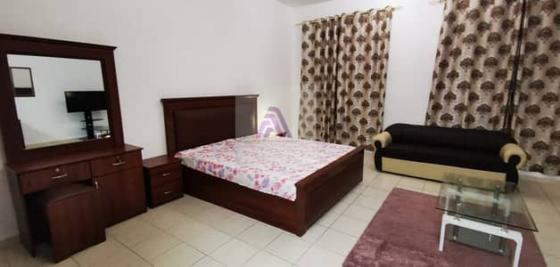 Studio for Rent in International City, Dubai - FURNISHED STUDIO FOR RENT IN SPAIN CLUSTER MONTHLY RENT 2000/- AED PM