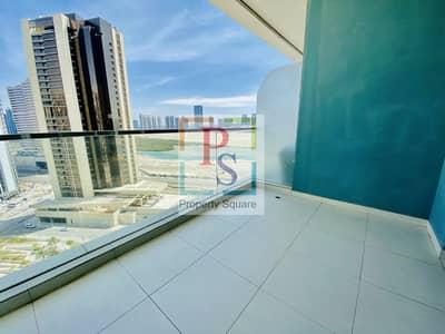 شقة 1 غرفة نوم للايجار في جزيرة الريم، أبوظبي - Unique SeaView 1BR Apt with Balcony  & Close Kitchen