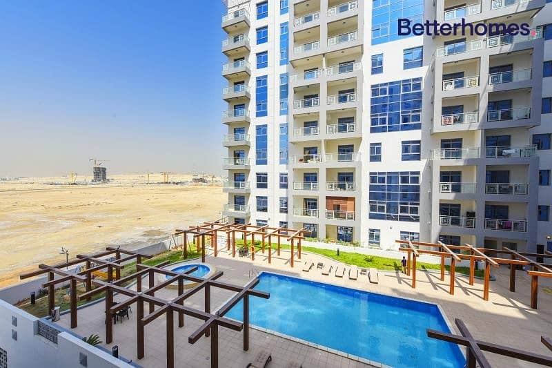 13 4 Payments | 2 BR Plus Maids | With Parking Space