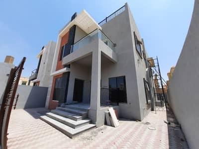 فیلا 5 غرف نوم للبيع في المويهات، عجمان - للبيع فيلا في امارة عجمان منطقة المويهات تشطيب راقي جداا وبسعر ممتاز وموقع قريب من الشارع
