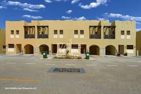 فیلا 3 غرف نوم للايجار في قرية هيدرا، أبوظبي - Beautiful 3 BR Villa with Central A/C and Roof Terrace