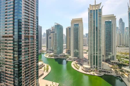 1 Bedroom Apartment for Rent in Jumeirah Lake Towers (JLT), Dubai - Best Unit | High Floor | Lake View
