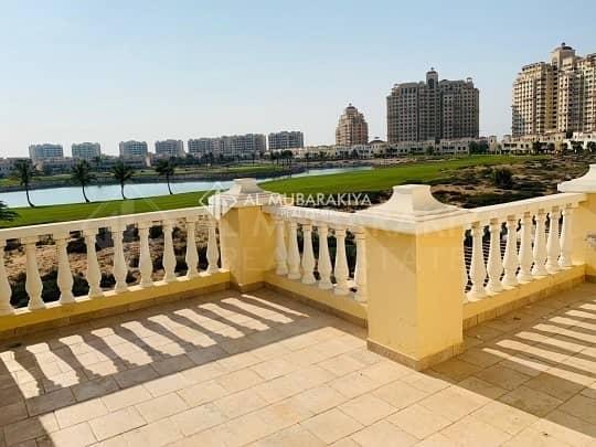 4BR Upgrade | Golf View | Villa for Sale