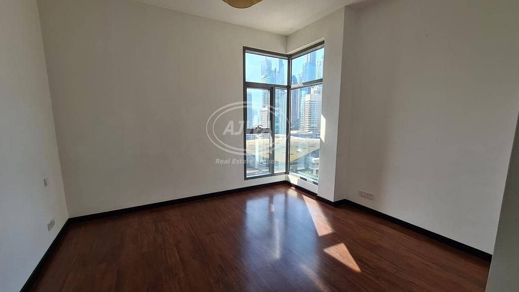 Large size 1 Bedroom | Unfurnished | Chiller Free | Near Metro