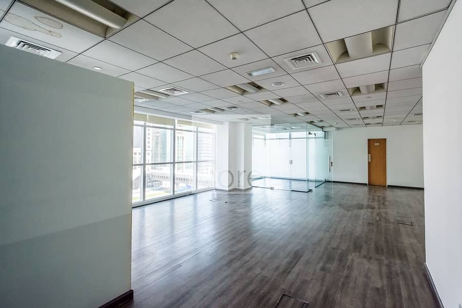 Ideally Located   Fitted Office   Low Floor