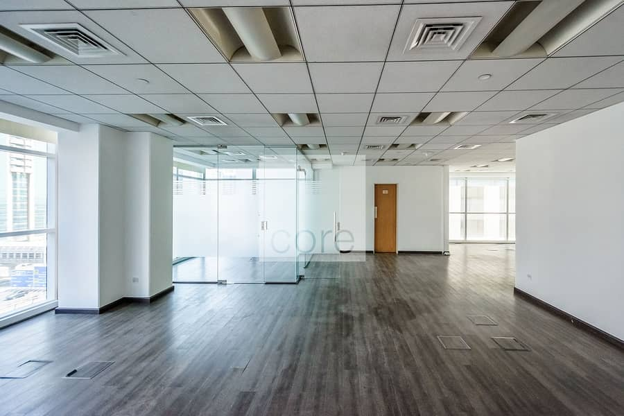 2 Ideally Located   Fitted Office   Low Floor