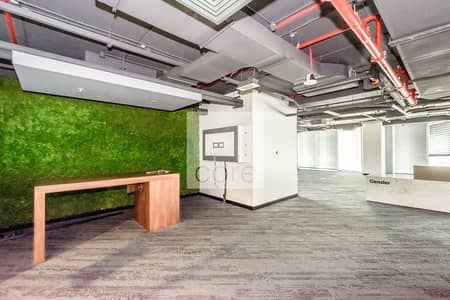 Office for Rent in Sheikh Zayed Road, Dubai - Prime Location | Available Fitted Office