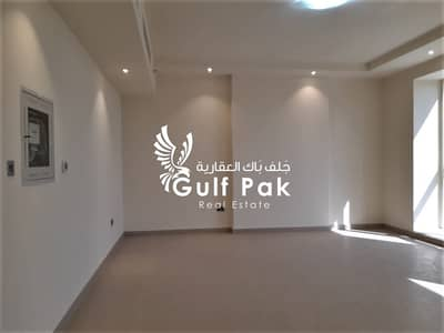 1 Bedroom Flat for Rent in Sheikh Rashid Bin Saeed Street, Abu Dhabi - Brand New!1 Bhk With Basement Parking 50K