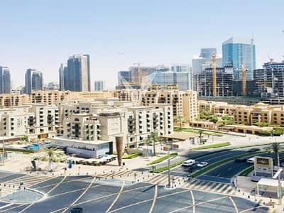 شقة 1 غرفة نوم للايجار في وسط مدينة دبي، دبي - Vacant | Semi-Furnished | High Floor