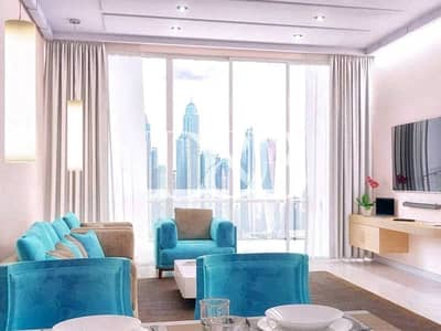 1 Bedroom Flat for Sale in Palm Jumeirah, Dubai - 10% ROI Per Year | Luxury 1BR | Move in 2020