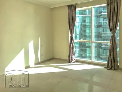 2 Bedroom Flat for Rent in Jumeirah Beach Residence (JBR), Dubai - Full Sea View With Beach Access | Vacant