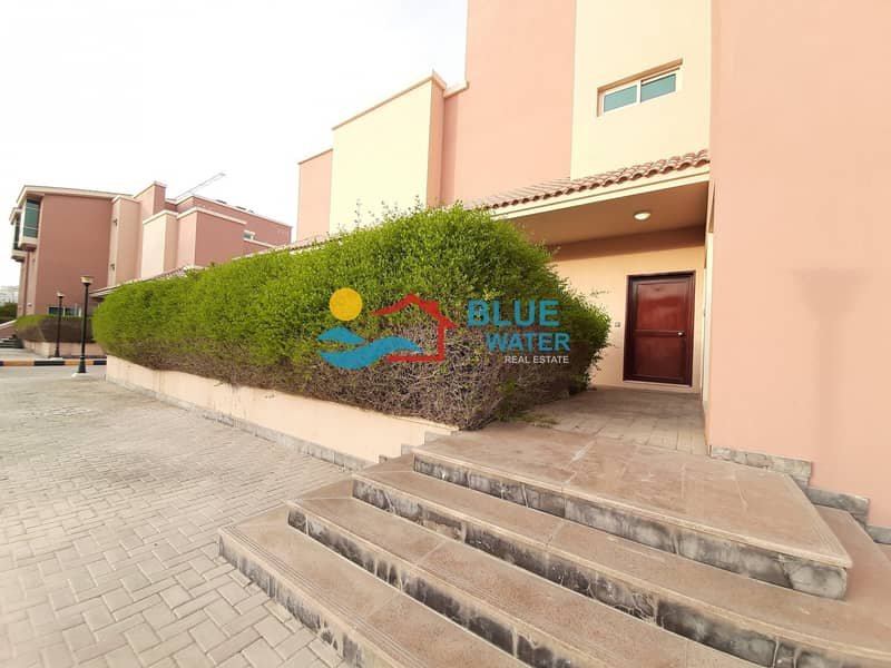 19 3 BR With Facilities and Private Garden