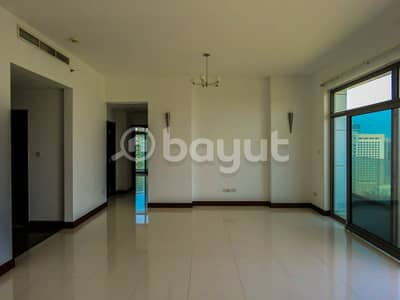 2 Bedroom Flat for Rent in Barsha Heights (Tecom), Dubai - one bed room in building 1190