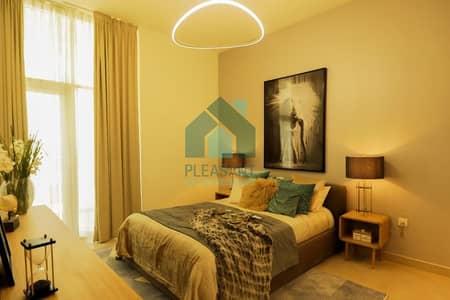 Amazing deal ready 1 bed 2 bath in al furjan!