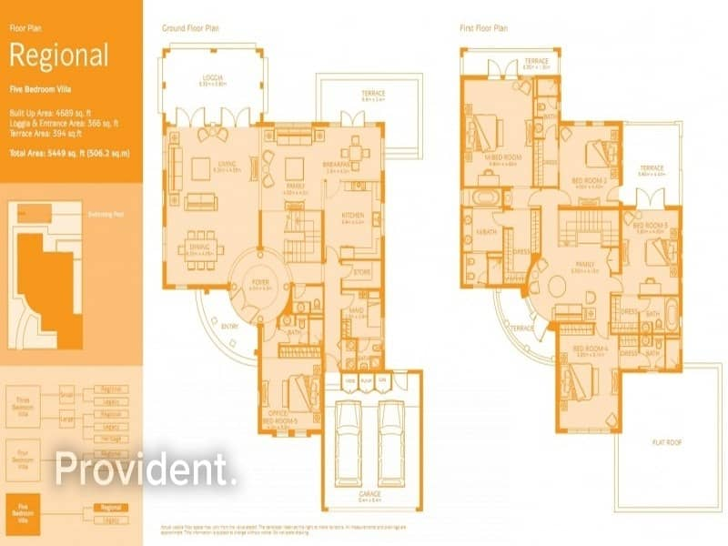 14 Inspiring 5 B/R   Exceptional Family Home Villa