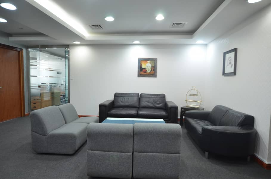 Inspiring Offices for Lease in Mazyad Mall