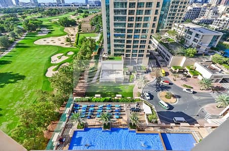 2 Bedroom Flat for Rent in The Views, Dubai - One of the best layout for 2 bedroom| Chiller free
