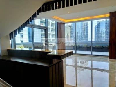 4 Bedroom Flat for Rent in Jumeirah Lake Towers (JLT), Dubai - Huge 4BR +M+ S Duplex | Fully Upgraded | Lake View