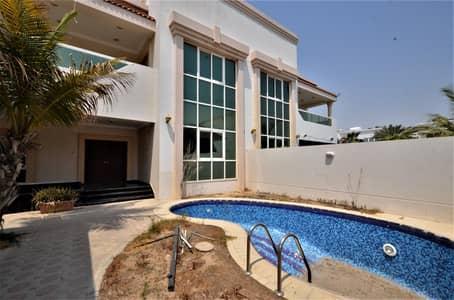 4 Bedroom Villa for Rent in Umm Suqeim, Dubai - Pretty Villa with lovely Swimming Pool