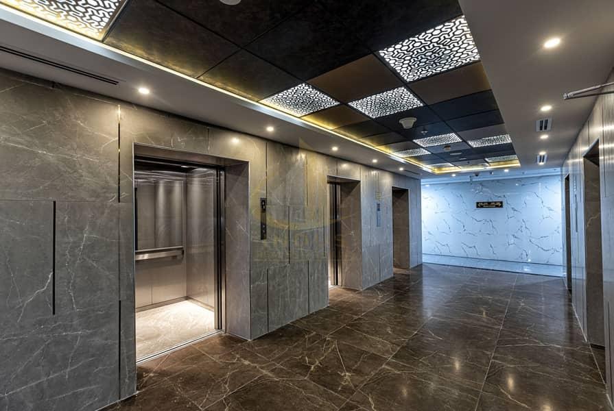 34 Brand New | Spacious 1 Bedroom |  Closed Kitchen | Geepas Tower Arjan