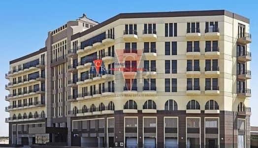 استوديو  للبيع في أرجان، دبي - Furnished Large studio with balcony for rent in lincoln prk arjan