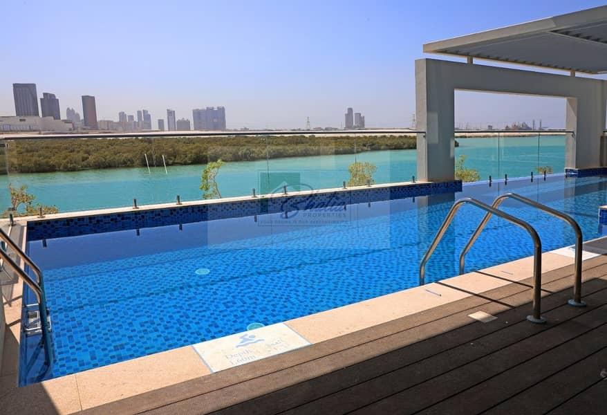 Scenic View: Prestigious 2 BR with Huge Terrace