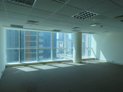 Office for Rent in Business Bay, Dubai - | Fitted Space Office | Lake Central | For Rent |