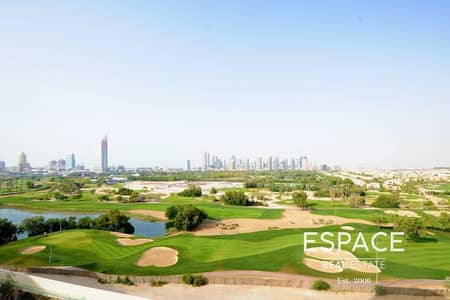 Golf Course View | The Hills | High Floor