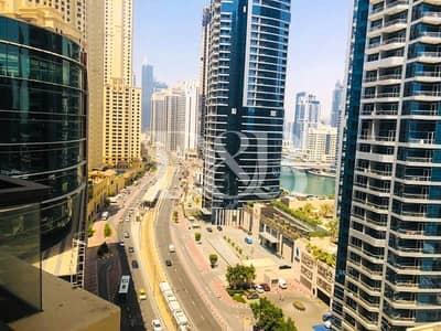 شقة 1 غرفة نوم للايجار في جميرا بيتش ريزيدنس، دبي - Furnished 1 Bed Apt | Bahar 6 | JBR | 65K