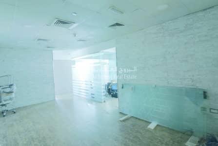 مکتب  للبيع في الخليج التجاري، دبي - Fully Fitted with partition for Saline opal Tower