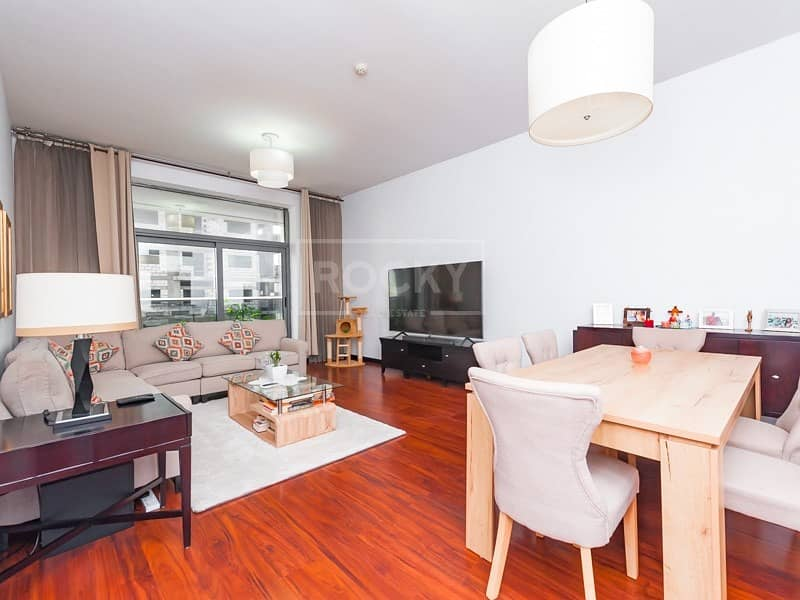 Chiller Free | 2-Bed with Maids Room | Lake View
