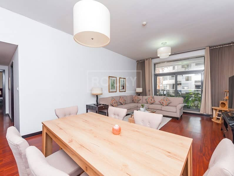 2 Chiller Free | 2-Bed with Maids Room | Lake View