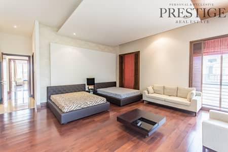 6BR|Emirates Hills villa with Cinema | Full lake view