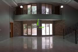 Very Huge Villa Ready for Rent in Al Nahyan Camp