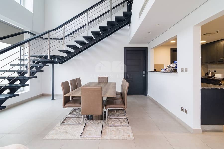 2 Pool View | Unfurnished Duplex | Lowest Price