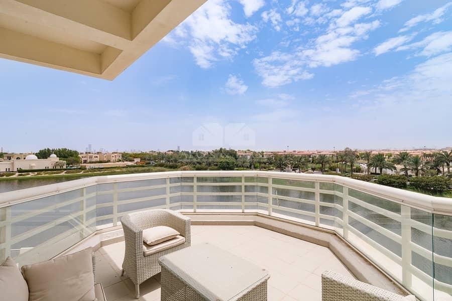 10 Pool View | Unfurnished Duplex | Lowest Price