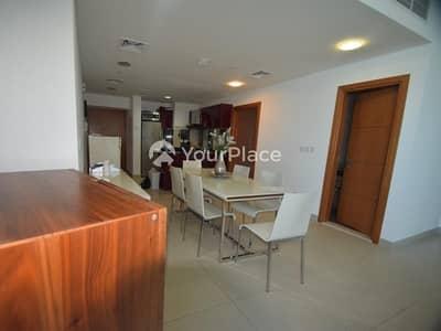 شقة 2 غرفة نوم للايجار في دبي مارينا، دبي - Ocean View - Middle Floor - Chiller Free