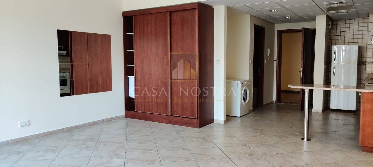 2 Furnished Studio Partial Street and community view