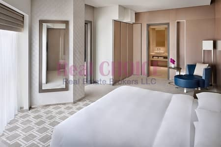 1 Bedroom Apartment for Rent in Bur Dubai, Dubai - Bills Inclusive|No Commission|Creek View|1BR