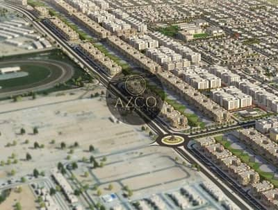 Plot for Sale in Nad Al Sheba, Dubai - Free hold G 1 5 Yrs Payplan   No Service Charge