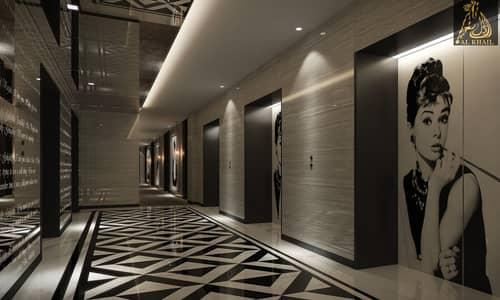 شقة فندقية 2 غرفة نوم للبيع في الخليج التجاري، دبي - Spacious and Luxurious 2BR Hotel Room For Sale in Paramount Tower Hotel and Residences